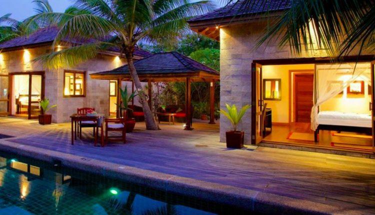 9 tage malediven im 4 5 resort mit all inclusive flug und transfer ab 1316. Black Bedroom Furniture Sets. Home Design Ideas