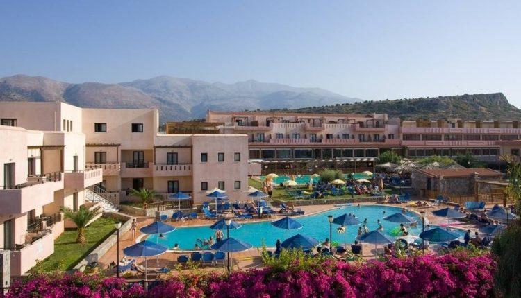 1 Woche Kreta im Mai: 4* Hotel mit All Inclusive, Flug, Rail&Fly und Transfer ab 487€