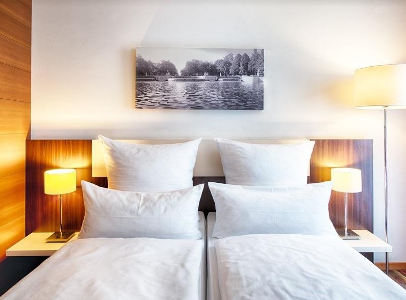 Eine Nacht - Ibis Hotel Dortmund West, Dortmund