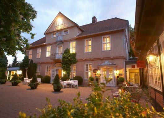 3 – 4 Tage im 5* Althoff Hotel Fürstenhof Celle inkl. Frühstück, Dinner, Stadtführung und Wellness für 149,99€ pro Person