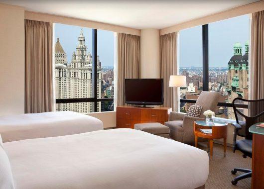 Januar – Februar: 5 Tage New York im zentralen 4* Hotel mit Flug ab 589,50€ (Mit Gutscheincode)