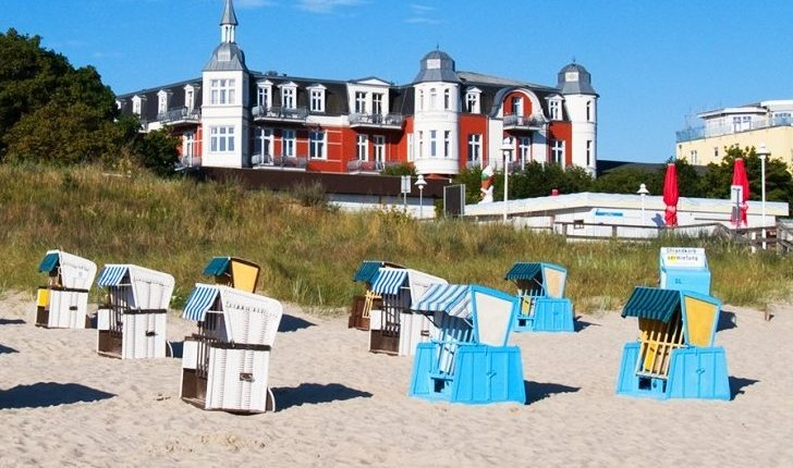3 – 8 Tage Usedom im 4* Strandhotel inkl. Frühstück, Dinner und Wellness ab 129€