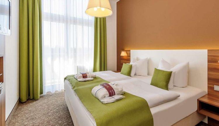 Übernachtung im 4* Hotel in Regensburg für 31€ pro Person