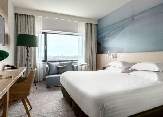 3 Tage Den Haag im 4* Marriott Hotel inkl. Frühstück und Leihfahrrad ab 99€ pro Person