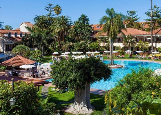 Eine Woche Teneriffa im 4* Hotel inkl. HP, Flug, Rail&Fly und Transfer ab 352€