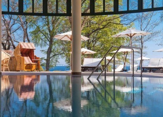 3 Tage Rügen im 4* Hotel inkl. Frühstück, Dinner, Minibar & 1.000 m² PURIA Spa-Bereich ab 89€