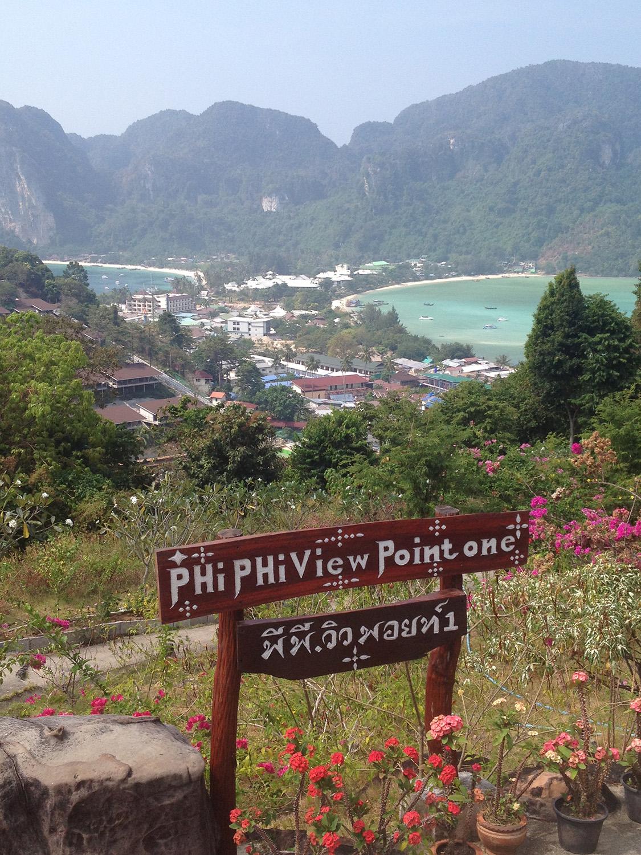 Kho Phi Phi View Point