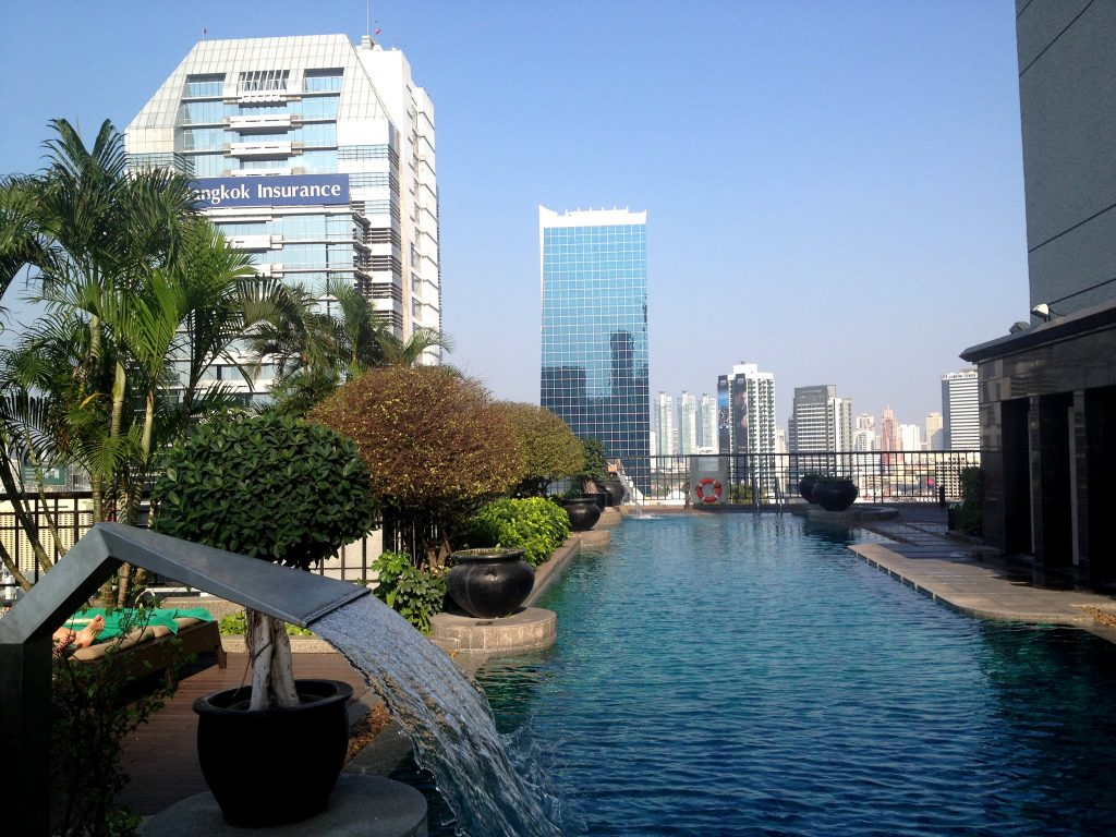 Pool Bayantree Bangkok