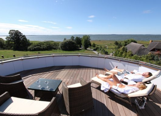 3 Tage Wellness auf Usedom im 4* Hotel Hanse-Kogge inkl. Frühstück, Dinner und Massage ab 109€