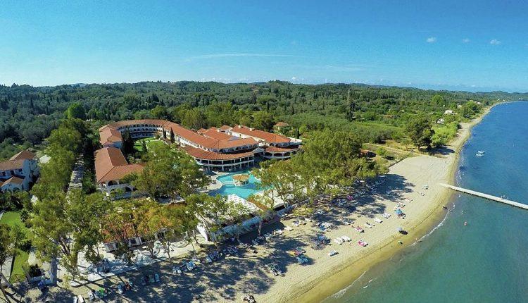 1 Woche Korfu Ende September: 4* Hotel inkl. Halbpension, Flug, Rail&Fly und Transfer ab 492€