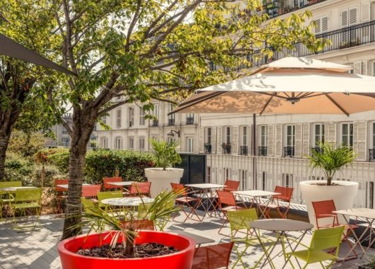 4 Tage im 4* Hotel Mercure Paris Montmartre Sacré Coeur inkl. Frühstück & Flug ab 246€
