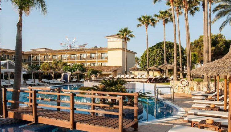 Eine Woche Mallorca im 5* Hotel inkl. Frühstück, Flug, Rail&Fly und Transfer ab 348€