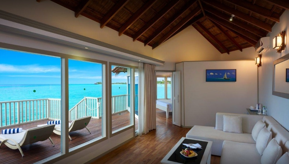 9 tage malediven im september 4 resort mit all inclusive flug rail fly und transfer ab 1289. Black Bedroom Furniture Sets. Home Design Ideas