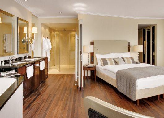 3-6 Tage Kitzbühel im 5* Hotel Schloss Lebenberg inkl. Frühstück und Wellness-Oase für 179€ pro Person