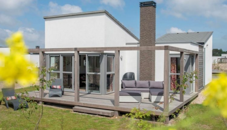 4, 5 oder 8 Tage in einer Dünenvilla in Süd-Holland ab 249€