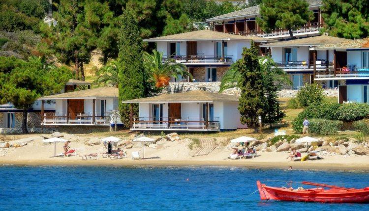 1 Woche Chalkidiki im 4* Hotel inkl. Halbpension und Flug ab 347€