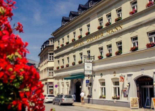 3 – 4 Tage im Erzgebirge: 4* Hotel inkl. Frühstück und 3-Gang Menü ab 64,99€ pro Person