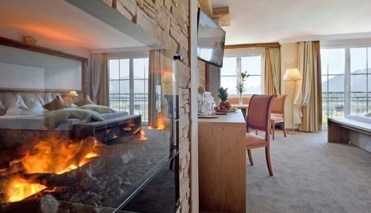 3 Tage Wellness in Tirol: 4,5* Hotel inkl. Vollpension und 2.800m² Spa ab 209€