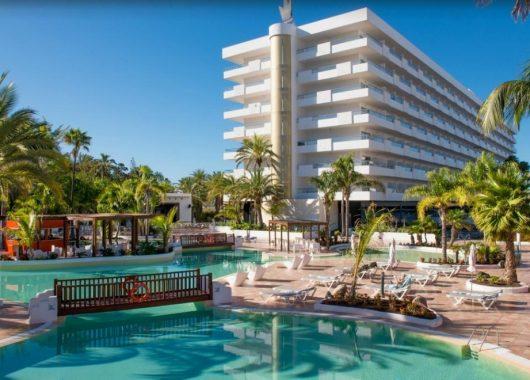 Eine Woche Gran Canaria im 4,5* Hotel inkl. HP und Flug ab 422€