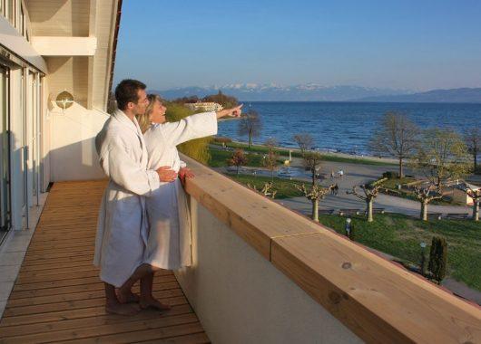 3 Tage am Bodensee im 4* Hotel inkl. Frühstück, Dinner und Spa ab 119€