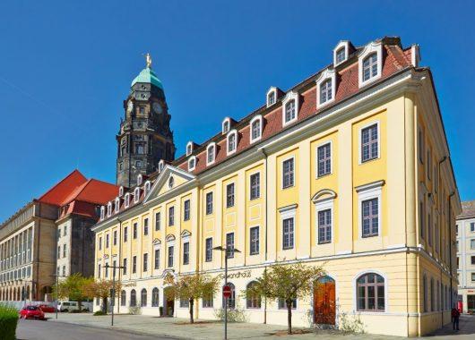 3 – 5 Tage Dresden im zentralen 5* Hotel inkl. Frühstück & Dinner ab 154€ p. P.