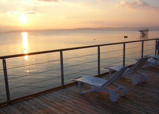 3 Tage am Bodensee: 4* Hotel inkl. Frühstück und Eintritt in die Therme Meersburg ab 119€