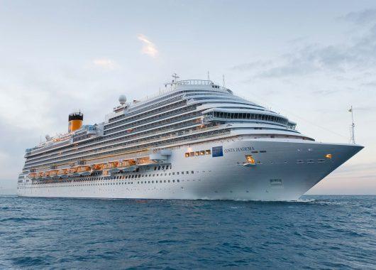 7 Tage Mittelmeer-Kreuzfahrt mit Flügen und Vollpension ab 399€