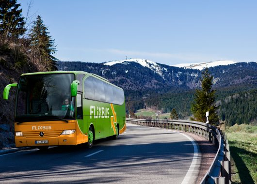 Flixbus: 10%-Gutscheine in NicNac`s Aktionspackungen