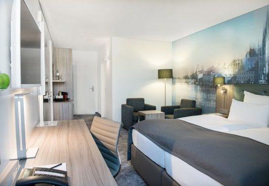 Regensburg: Übernachtung im 4* Hotel für 41,50€ pro Person