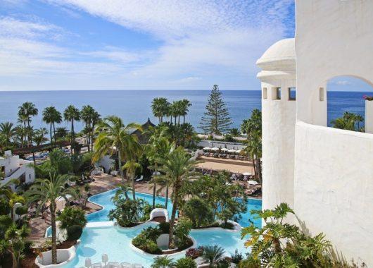 1 Woche Teneriffa im Dezember: 4,5* Hotel inkl. Frühstück, Flug, Rail&Fly und Transfer ab 602€