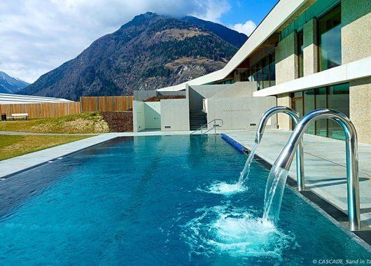 3 – 8 Tage Südtirol im 3* Berghotel inkl. Vollpension, Eintritt in die Wasserwelt CASCADE und Wellness ab 119€