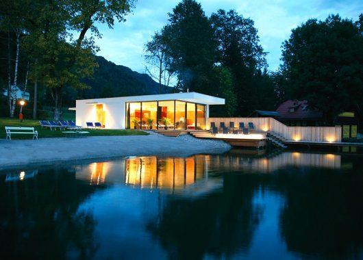 3 Tage Kärnten in einer 4* See-Lodge inkl. Frühstück, Dinner & Sauna ab 129€
