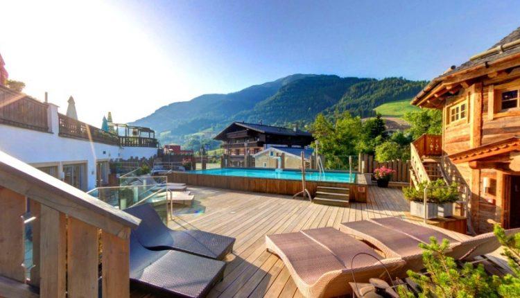 Wellness in Österreich: 5* Hotel inkl. Verwöhnpension und 2.000 m² Spa ab 99€