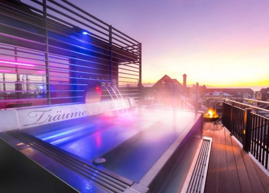 3 – 8 Tage am Bodensee im 4,5* Hotel inkl. Bio-Frühstück, 3-Gänge Candle-Light Dinner, Spa & Romantikbad ab 179€