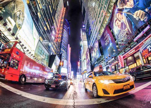 New York: 4 bis 8 Tage im trendigen Hotel am Times Square mit Flügen ab 629€