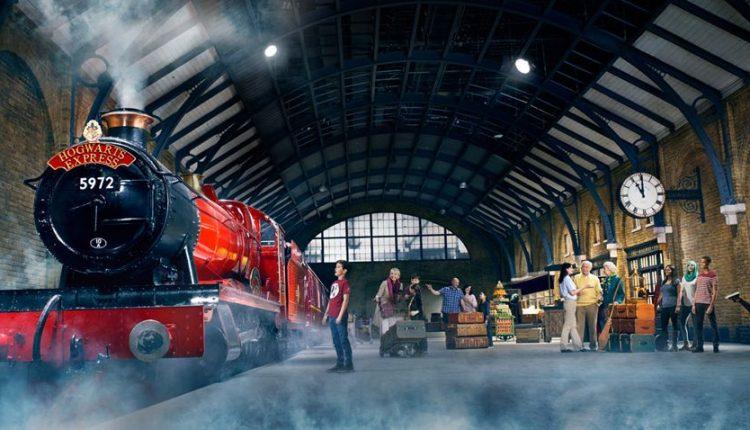 The Making of Harry Potter hautnah erleben: 2 Tage London inkl. 4*Hotel, Frühstück, Tickets & Shuttle-Service ab 136€