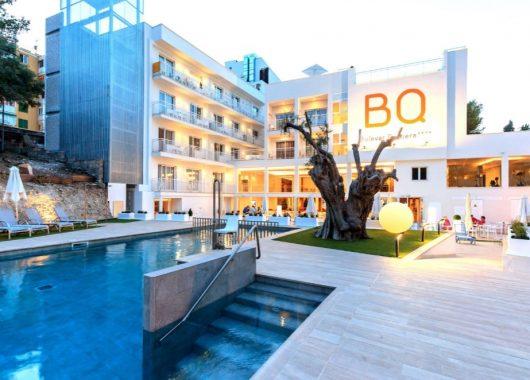 Early Bird: Eine Woche Paguera im 4* Hotel inkl. HP, Flug und Rail&Fly ab 382€