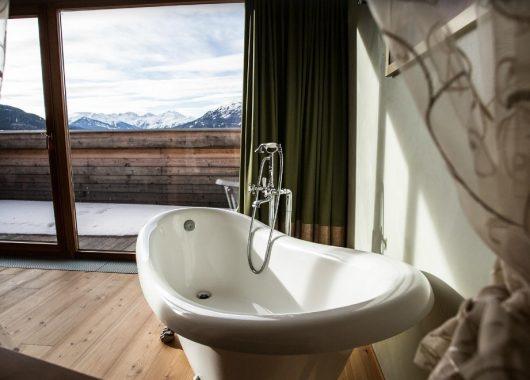 3 – 8 Tage im Skigebiet Hochzeiger: 4* L'Hotel 360° Tirol inkl. Frühstück und Spa ab 139€