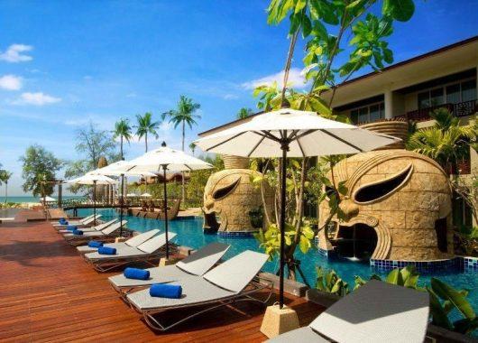 2 Wochen Khao Lak im 5* Resort inkl. Frühstück, Flug, Rail&Fly und Transfer ab 920€