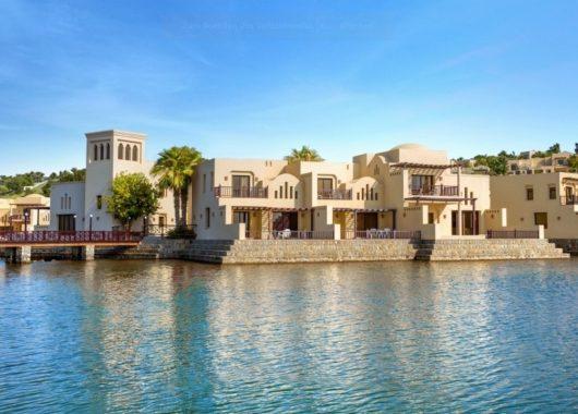 Ras al Khaimah: Last Minute 5 Tage im 5* Resort inkl. Frühstück, Flug, Transfer und Rail&Fly ab 546€