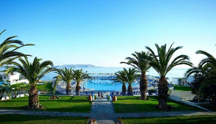 1 Woche Kreta im top 4,5* Resort (97% Holidaycheck) mit All Inclusive, Flug, Rail&Fly und Transfer für 499€