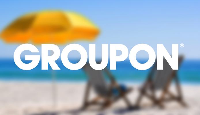 Groupon Gutschein: 15% Rabatt auf Reisen