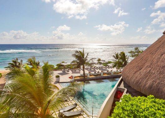 April – Mai: 9 Tage Mauritius im neuen 4* Hotel inkl. HP, Flug, Rail&Fly u. Transfer ab 1291€