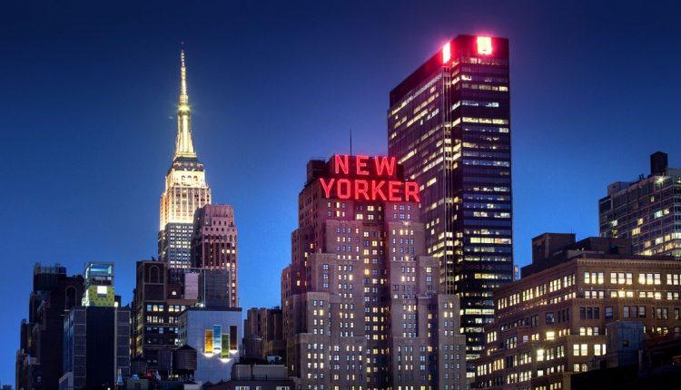 Januar – Februar: 5 Tage NYC im 3* New Yorker Hotel inkl. Flug ab 610€