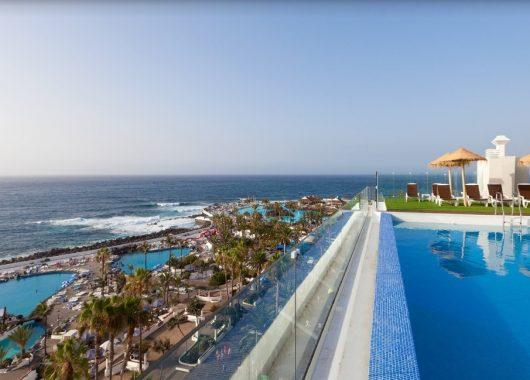 1 Woche Teneriffa im 4* Hotel inkl. Frühstück, Flug und Rail&Fly ab 385€