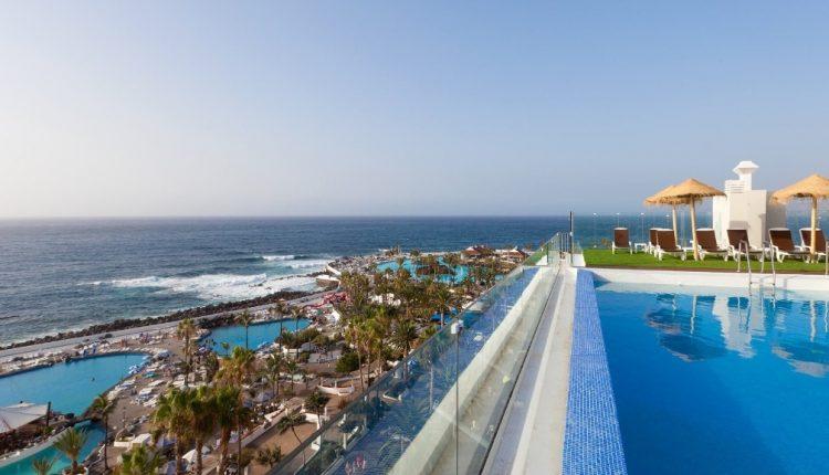 Eine Woche Teneriffa im 4* Hotel inkl. Frühstück, Flug und Transfer ab 395€