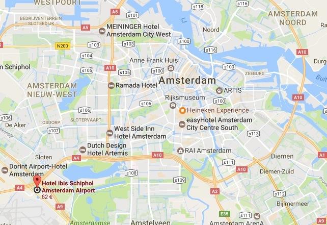 Flug Und Hotel Amsterdam Zentrum