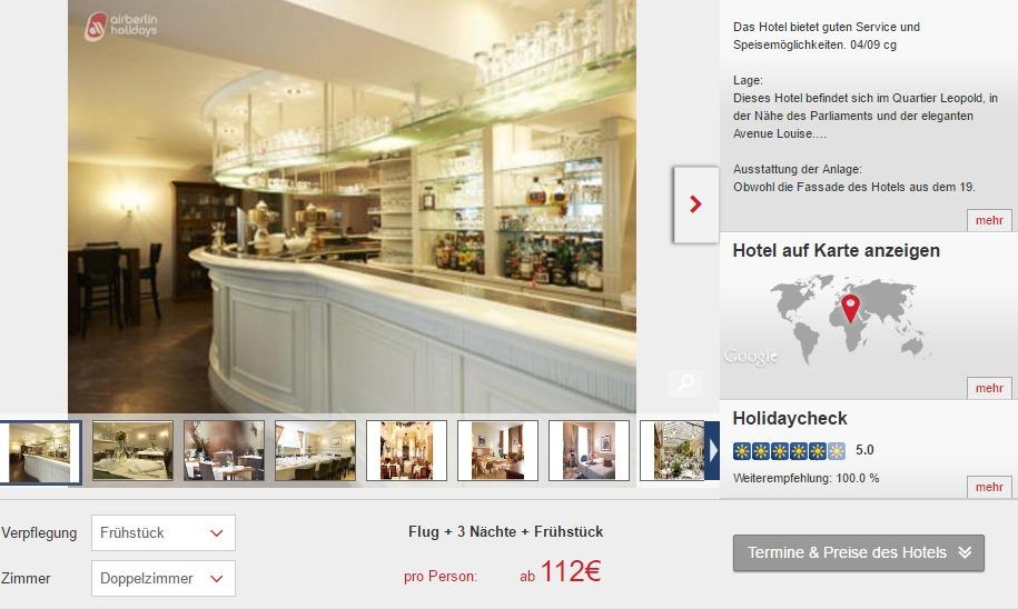 4 tage br ssel mit flug 4 hotel und fr hst ck ab 112. Black Bedroom Furniture Sets. Home Design Ideas
