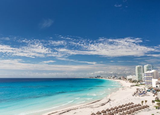 Lastminute: 1 Woche Cancún im 5* Hotel inkl. Frühstück, Flug und Transfer ab 655€