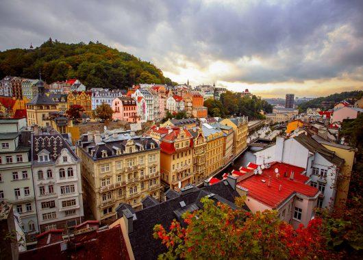 Über den 1. Mai nach Karlsbad: 4 Tage im 4* Hotel inklusive Frühstück ab 86€